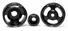 GFB 3-piece underdrive pulley kit FOR WRX/STi MY94-98, Forester GT MY98-00)