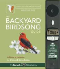 The Backyard Birdsong Guide Eastern and Central North America: A Guide to: New