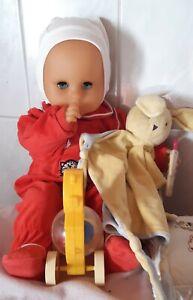 Babypuppe,Spielpuppe,Weichkörperpuppe,ca.58cm,gebraucht