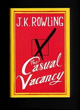 J. K. ROWLING---The Casual Vacancy---1st/1st/2012---LITTLE, BROWN AND COMPANY