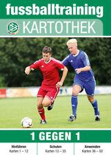 fussball-training-Kartothek: 1 gegen 1