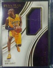 2015-16 Immaculate Collection KOBE BRYANT Jersey Patch 56/99