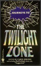 Journeys to the Twilight Zone - Daw Paperback 1st Print 1993