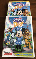 Disney Junior Minnie's The Wizard of Dizz (DVD, 2013) There's No Place Like Home