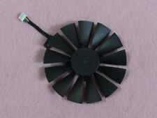 95mm ASUS STRIX RX470 RX570 4G Single Fan Replacement T129215SM 4Pin 0.25A R234