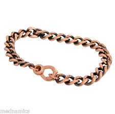 """Apex Unisex Copper Bracelet Medium Links,5/16"""" Relief from Pain Due to Arthritis"""