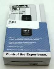 URC Total Control PIR-1 Professional IR Capture Code Learning Tool Device PIR1