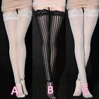 1/6 Long Stockings Calf Socks Model Fit 12'' Female TBL PH UD JO Figure Body