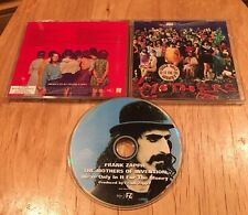Frank Zappa - We're Only In It For The Money CD 1995 US press BMG the mothers