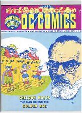 Amazing World of DC Comics #5 1975 Sheldon Mayer DC Fanzine