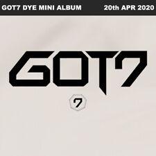 GOT7 DYE MINI ALBUM Random Ver CD+Photobook+Photocard+Etc+Tracking