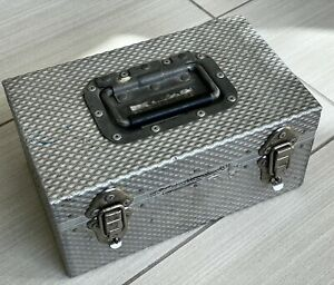 Hard Sided Single Lens Case