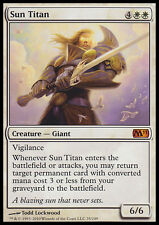 Titano Solare - Sun Titan MTG MAGIC 2011 M11 English