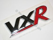 New Genuine Vauxhall VXR Badge Logo CORSA ASTRA VECTRA ZAFIRA 93187160 New