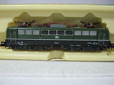 Minitrix N 2056 Elektro Lok BR 151 025-4 DB grün/schwarz (RG/AE/63S5)