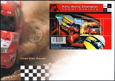 Finland FDC 2000, Rally, Tommi, Champion, Mitsubishi