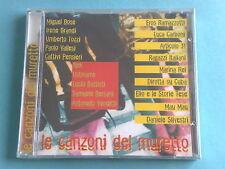 LE CANZONI DEL MURETTO (RAMAZZOTTI, CARBONI,ARTICOLO 31)- RARO CD  NUOVO(SEALED)