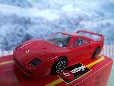 1/43 Burago  (Italy) Ferrari F40