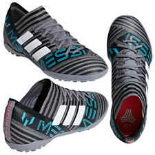 Adidas Nemeziz Messi Tango 17.3 Turf J Shoes Boys Youth Gray CP9200 Soccer 11