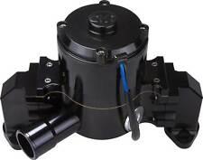 * CVR8550BK CVR Proflo Extreme Electric Black Water Pump Chev Small Block 350