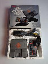 PC Engine Core Grafx 2 en boite import Japon console nec prête à jouer
