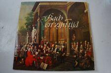 Bach en capitano Tijd Karl Giudice V. Karajan David Oistrach Gundula Janowitz (lp21)