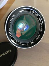 !SALE!   --  Prime Auto-Wide Olympus ZUIKO 35mm f/2 Lens Excellent Condition