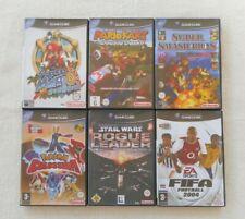 Lote de juegos Nintendo GameCube