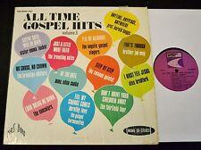 BLACK GOSPEL LP Joe May The Brooklyn Allstars The Consolers Emma Tucker The Fair