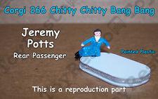 Corgi 266 Chitty Chitty Bang Bang Jeremy Potts Painted Figure Resto Part