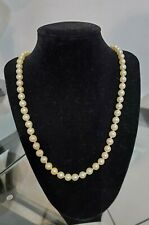 Gorgeous South Sea 24 Inch Pearl Necklace With 14k Gold Clasp!!!