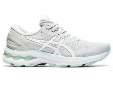 Asics Women Shoes Running Training Sports Athletics Gym Grey GEL KAYANO 27 New