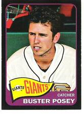 2014 TOPPS HERITAGE BUSTER POSEY #149 BLACK BORDER (NOT REFRACTOR)