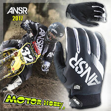 GUANTO CROSS ENDURO ANSWER SYNCRON 2017 NERO BIANCO TAGLIA XL