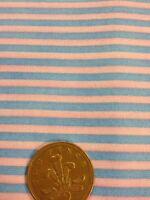 100% cotton quilting craft Fabric Pink Purple Stripe Graphix paintbrush studio