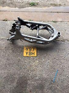 Suzuki Sv 650 Frame With V5