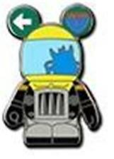 MIKE+SULLEY To THE RESCUE Park #11 VINYLMATION MYSTERY PIN Collection DISNEY