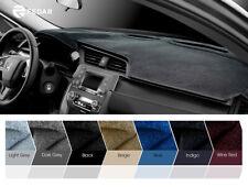 Fits 1998-2002 Kia Sephia/2000-2003 Spectra Dashboard Mat Pad Dash Cover-Black