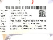 ACDA02-41CGKWA-F01 KINGBRIGHT DISPLAY 574NM GRN 2DIG 0.2