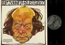 LP--KURT SOWINETZ BLUES VON DEN TABUS