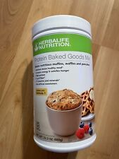 Herbalife Protein Baked Goods Mix 23oz