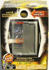 Redakai Animation Unit Light-Up Microglyph Toy 3D Card Exclusive Blast New 2011