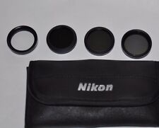 Nikon 28mm 4 Filter Set for COOLPIX 995 990 4500 camera