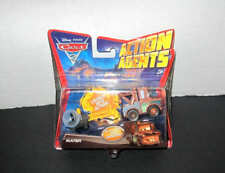 Disney pixar Cars 2 Action agents Mater spy gear car launcher NIP
