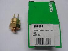 Lucas Coolant Temperature Sensor/Switch - SNB897 VW 1983-92