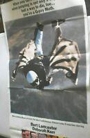 XXL  Filmplakat,Plakat,THE GYBSY MOTHS,BURT LANCASTER,DEBORAH KEHR,HACKMAN#166