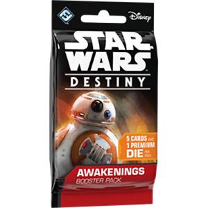 Awakenings Booster Pack * Star Wars: Destiny * Fantasy Flight Games
