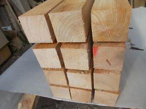 Lärche 10x10 Kantholz Pfosten Pfahl Balken mehrstielig kerngetrennt bis 4m Länge