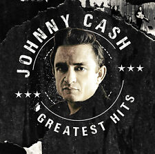 CD Johnny Cash Greatest Hits 2CDs