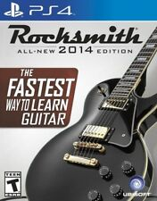 Rocksmith - 2014 Edition - Sony Playstation 4 Game - Complete